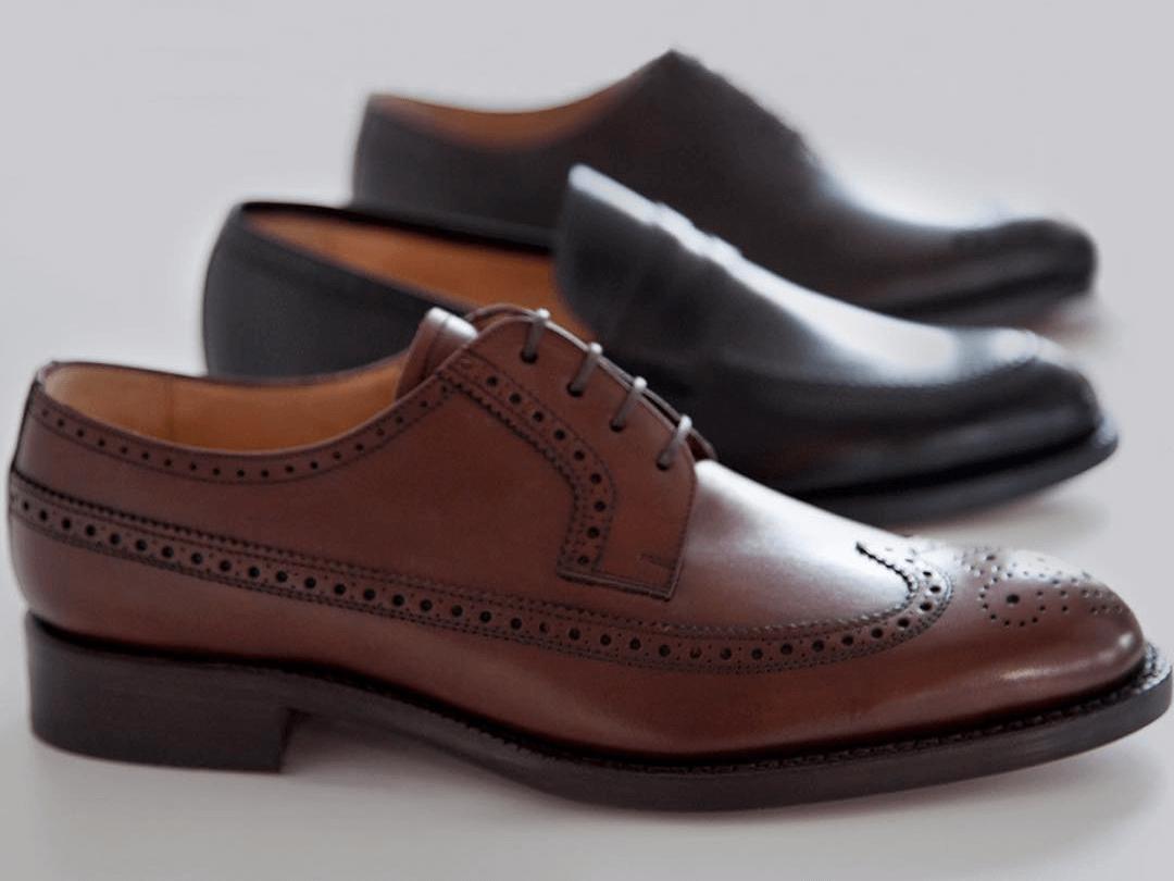 نگهداری سالم مدل های مختلف کفش مردانه