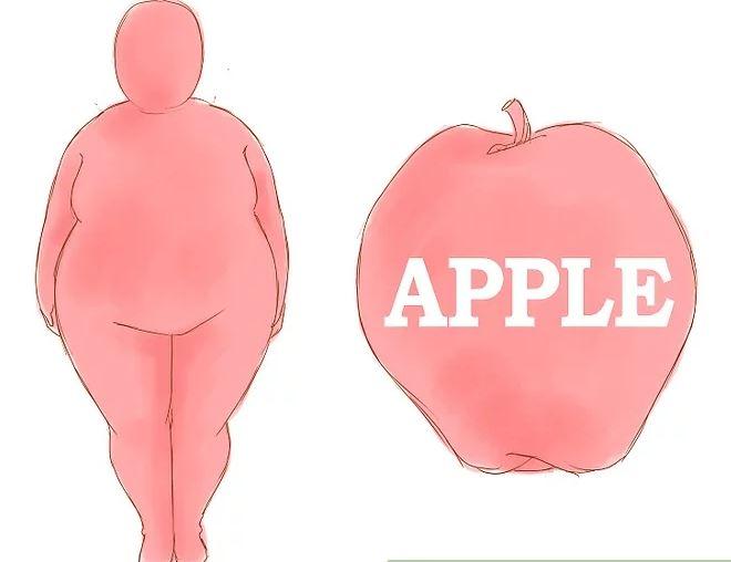 انتخاب لباس سایز بزرگ برای بدن سیب شکل