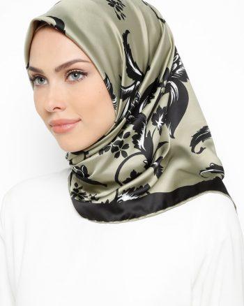 ابریشم رویال روسری یشمی مشکی ابریشم - رویال - روسری - یشمی - مشکی  Misirli