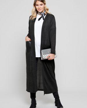 بلند جیب دار بافتنی خاکستری آنتراسیت آلیا بلند - جیب دار - بافتنی - خاکستری آنتراسیت - آلیا  Alia
