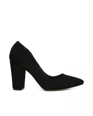 کفش پاشنه بلند  مشکی کفش پاشنه بلند  - مشکی  Angelshe