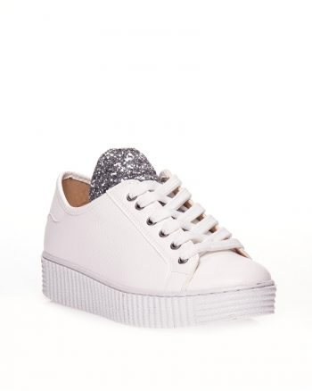 کفش سفید کفش - سفید  Ayakkabi Havuzu