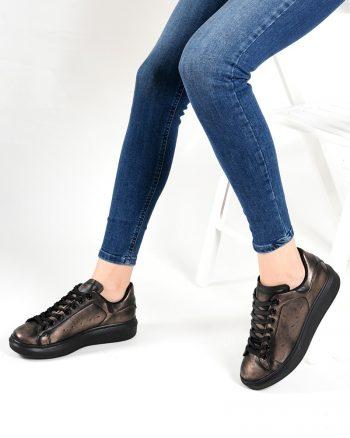 کفش اسپرت  مسی رنگ کفش اسپرت  - مسی رنگ  Sapin