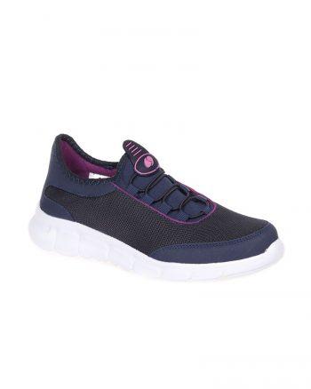 کفش اسپرت  سورمه ای صورتی کفش اسپرت  - سورمه ای - صورتی  Pembe Potin