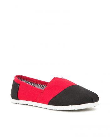 کفش اسپرت  مشکی قرمز کفش اسپرت  - مشکی - قرمز  Y-London