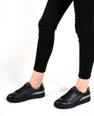 کفش اسپرت  مشکی کفش اسپرت  - مشکی  Sapin