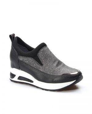 کفش اسپرت  مشکی اکریلیکی سریع کفش اسپرت  - مشکی - اکریلیکی - سریع  Fast Step