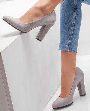 کفش طوسی جیر کفش - طوسی - جیر  Deripabuc