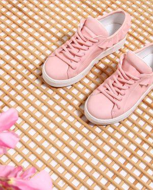 کفش صورتی روشن کفش - صورتی روشن  Zenneshoes