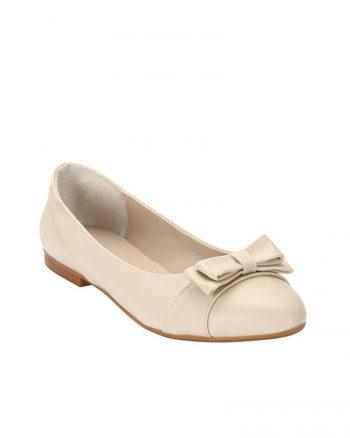 کفش عروسکی بژ کفش عروسکی - بژ  Zenneshoes
