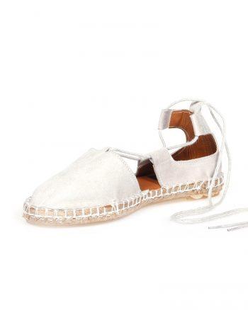 کفش عروسکی طوسی جیر کفش عروسکی - طوسی - جیر  Derigo