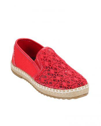 کفش عروسکی قرمز کفش عروسکی - قرمز  Zenneshoes