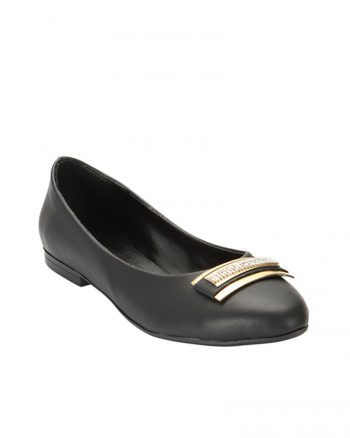 کفش عروسکی مشکی کفش عروسکی - مشکی  Zenneshoes