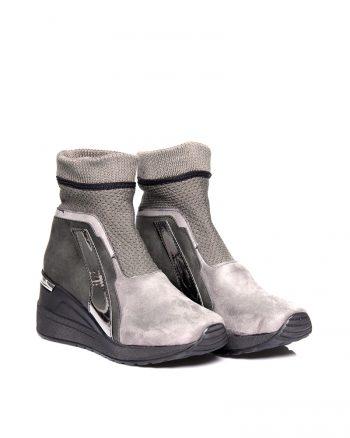 پوتین دودی کفش پوتین - دودی - کفش  Ayakkabi Havuzu