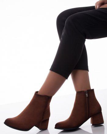 پوتین قهوه ای کفش پوتین - قهوه ای - کفش  Ayakkabi Havuzu