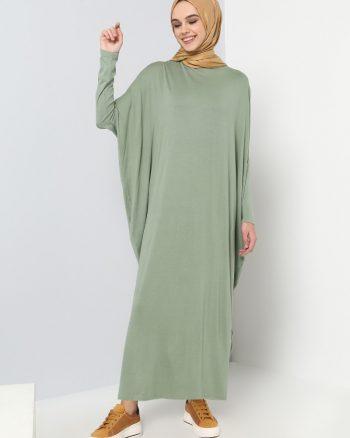 پارچه ای لخت پیراهن سبز پارچه ای - لخت - پیراهن - سبز  Benin