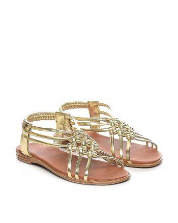 صندل طلایی دورا صندل - طلایی دورا  Just Shoes