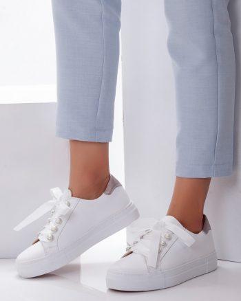 کفش اسپرت  سفید کفش اسپرت  - سفید  Deripabuc