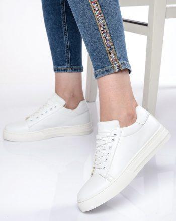کفش اسپرت  سفید کفش اسپرت  - سفید  Shoestime