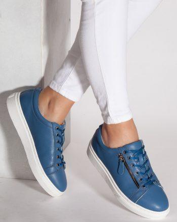 کفش اسپرت  جین آبی کفش اسپرت  - جین - آبی  Deripabuc