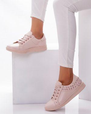 کفش صورتی روشن کفش - صورتی روشن  Deripabuc