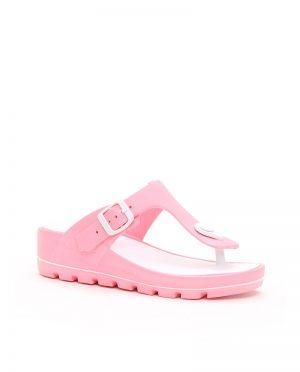 دمپایی روشن صورتی کفش دمپایی - روشن روشن - صورتی - کفش  Ayakkabi Modasi