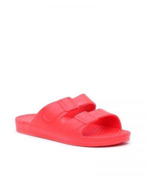 دمپایی قرمز کفش دمپایی - قرمز - کفش  Ayakkabi Modasi