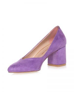 کفش پاشنه بلند  سرخابی کفش کفش پاشنه بلند  - سرخابی - کفش  Ayakkabi Havuzu
