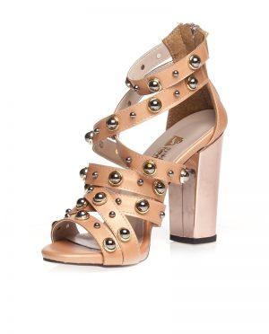 کفش پاشنه بلند  رز کفش کفش پاشنه بلند  - رز - کفش  Ayakkabi Havuzu