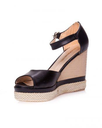 کفش پاشنه بلند  مشکی کفش کفش پاشنه بلند  - مشکی - کفش  Ayakkabi Havuzu