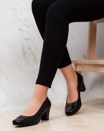 کفش پاشنه بلند  مشکی کفش پاشنه بلند  - مشکی  Deripabuc
