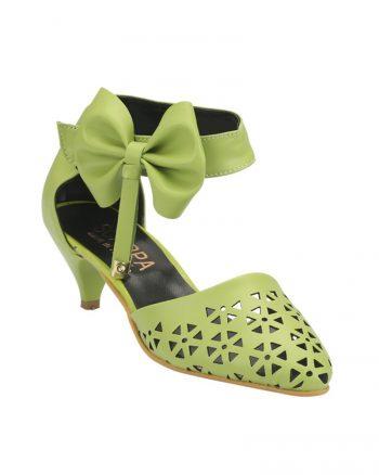 کفش پاشنه بلند  سبز کفش پاشنه بلند  - سبز  Zenneshoes