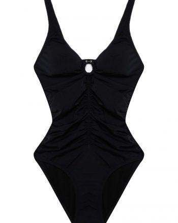 bikini زنانه آستین کوتاه - مایو - مشکی     Reflections 447974