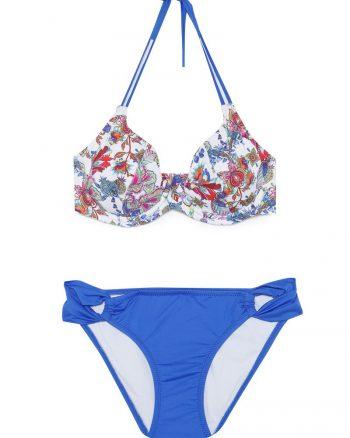 bikini زنانه کاپ - بیکینی - آبی     Reflections 447940