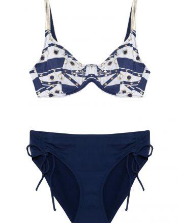bikini زنانه بیکینی - ست - سورمه ای     Reflections 447967