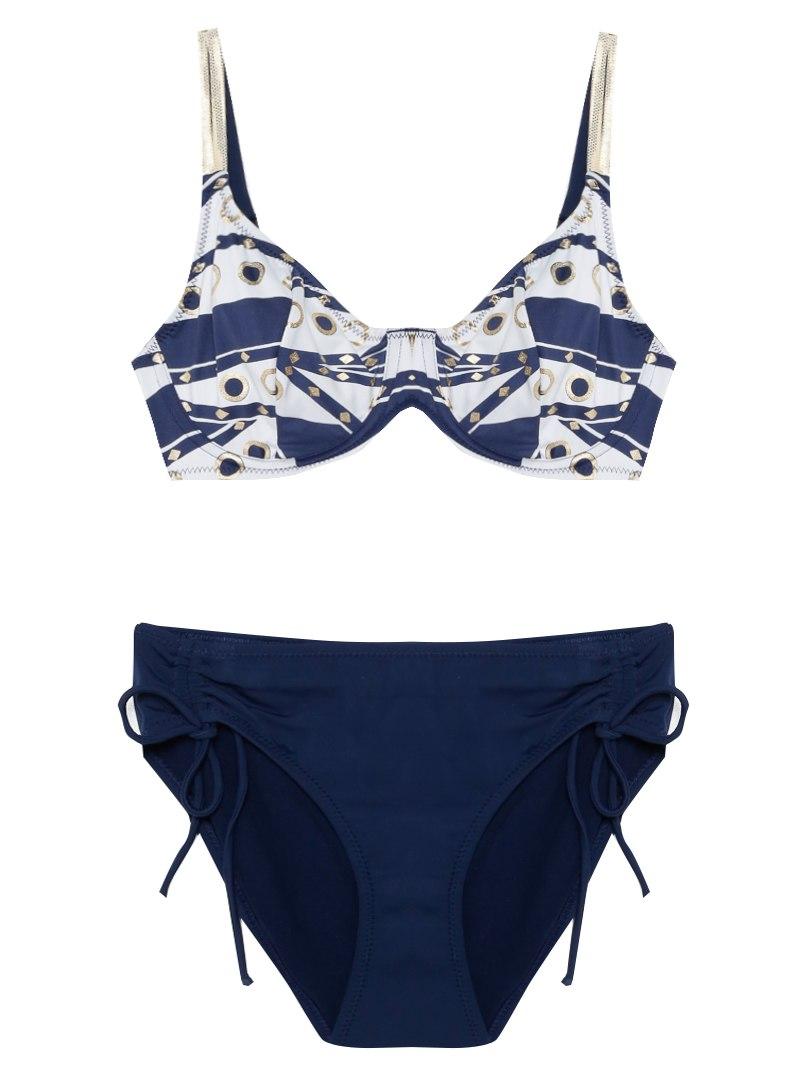 bikini زنانه بیکینی – ست – سورمه ای     Reflections 447967