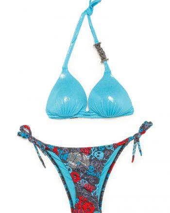 bikini زنانه بیکینی - ست - آبی     Reflections 447859