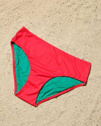 bikini زنانه میکس - کلفت - کلاسیک - بیکینی - ست - قرمز     Reflections 447942