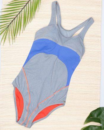 bikini زنانه ورزشی - مایو - طوسی     Reflections 369006