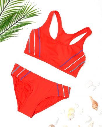 bikini زنانه بیکینی - مرجانی     Dagi 364800