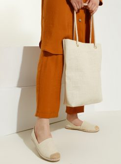 ست کیف و کفش زنانه کرمی     May Shoes&bags 1058423