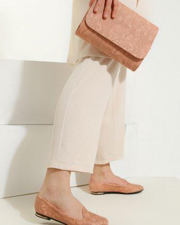ست کیف و کفش زنانه صورتی روشن     Just Shoes 1067895