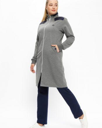 ست لباس گرمکن زنانه سورمه ای     ŞıMart 479567