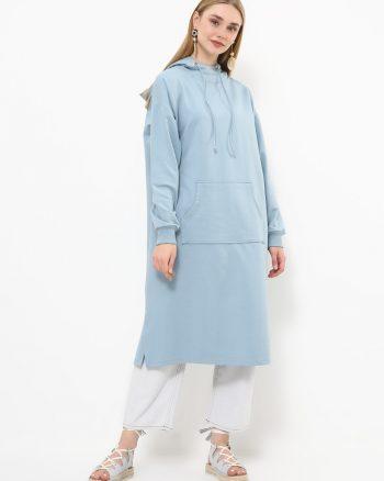 ست لباس گرمکن زنانه اسپرت - تونیک     Everyday Basic 770447