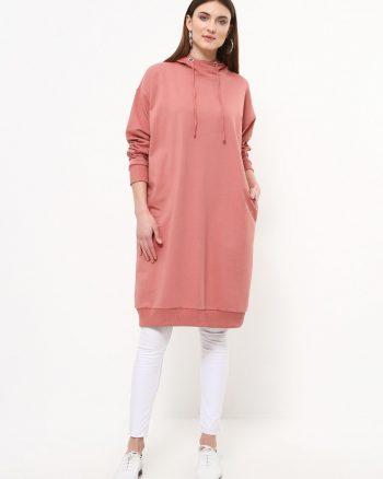 ست لباس گرمکن زنانه اسپرت - تونیک     Everyday Basic 770467
