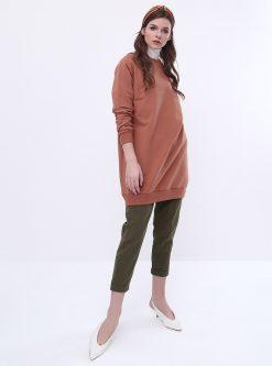 ست لباس گرمکن زنانه اسپرت - تونیک     Everyday Basic 581067
