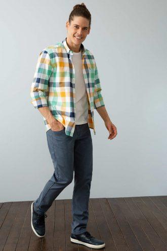 پیراهن مردانه  U.S. Polo Assn. 1565774436