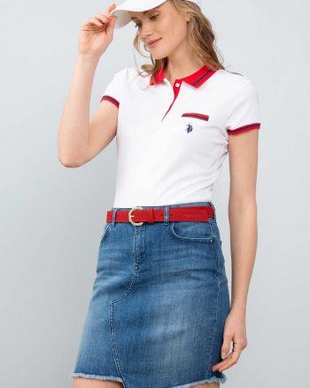 تیشرت زنانه  U.S. Polo Assn. 1566392629
