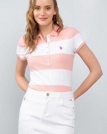 تیشرت زنانه  U.S. Polo Assn. 1566392642