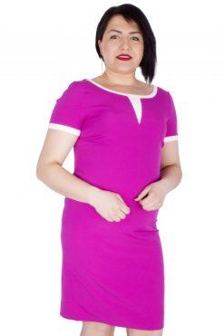 پیراهن لباس شب سرخابی زنانه  Günay Giyim 156581327